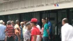 Venezuela: opositores exigen la salida de Maduro