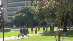 Щоб запобігти випадкам масової стрілянини, студентам у Техасі дозволили носити зброю на територіях університетів. Відео