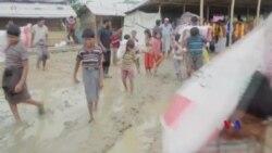 2018-09-28 美國之音視頻新聞: 緬甸稱正在把羅興亞人遣返原居地
