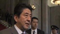 日本眾議院批准安倍晉三繼任首相