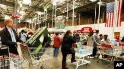 美國消費信心回復上升。