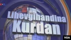 """Kurd Connection"" show logo"