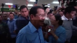 Hun Sen's CPP Dominates Election in 'One-Horse Race'