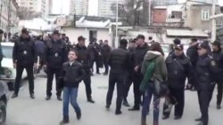 """""""Sovetski"""" sakinləri etiraz edir"""
