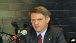 美国负责国际安全与核不扩散事务的助理国务卿托马斯·康特里曼(资料照片)