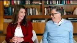 Bill and Melinda Gate