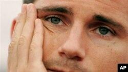 Frank Lampard tidak akan bermain lagi untuk kejuaraan Eropa tahun ini karena mengalami cedera paha (31/5).
