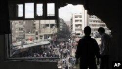 Los choques entre gobierno y rebeldes se han llevado por delante más de 250 vidas durante los dos últimos días en Siria.