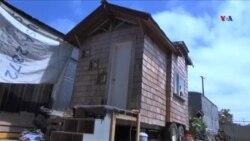 Konteyner evlər