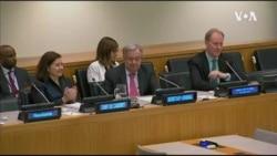 联合国:维权人士必须得到保护和支持