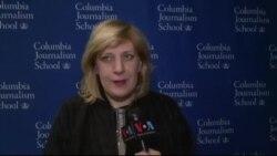 Дуня Миятович о проблемах со свободой СМИ в России и Украине