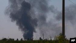 Після збиття українського вертольота біля Слов'янська