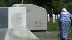 Srebrenitsa qətliamından 20 il ötür