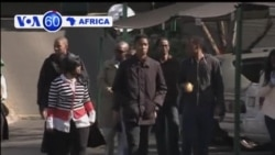 VOA60 Africa 27 Junho 2013