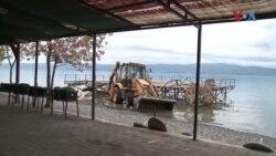 Неколку охридски плажи останаа без струјаНАСЛОВ: