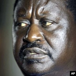 Kenya's PM Raila Odinga (File)