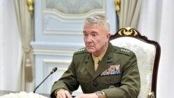 Kenneth McKenzie, chefe do Comando Central dos EUA (Foto de Arquivo)