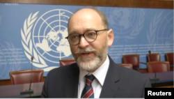 អ្នកនាំពាក្យអង្គការ UNHCR លោក Andrej Mahecic។