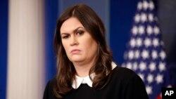 La portavoz de la Casa Blanca, Sarah Huckabee Sanders, aclaró que EE.UU. espera participar en los Juegos Olímpicos de Invierno en Corea del Sur.