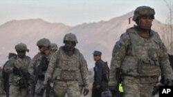 له هێرشێـکدا بۆ سهر بنکهیهکی ناتۆ له ئهفغانسـتان 3 یاخیبوو دهکوژرێن