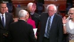 """Pengambilan Sumpah Anggota Kongres di tengah """"Shutdown"""""""