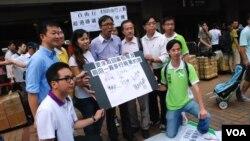 香港環保觸覺最近與多位立法會選舉新界東直選候選人舉行記者會,要求香港特區政府取回大陸自由行審批權