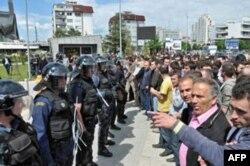Incident za vreme posete Stefanovića