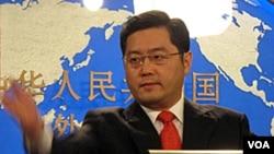 Phát ngôn viên Bộ Ngoại giao Trung Quốc Tần Cương nói rằng Bắc Kinh sẽ gửi thêm 1,6 triệu đôla viện trợ cho Philippines.