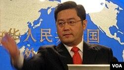 Представитель МИД КНР Цинь Ган