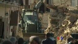 意大利又發生兩次強餘震