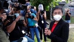 """菲總統對雷沙獲諾獎默不作聲 老記者抨擊臉書縱容""""偏見"""""""