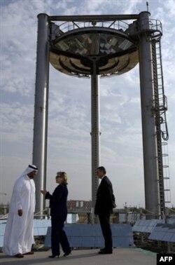 Abu-Dabi, 10 yanvar 2011