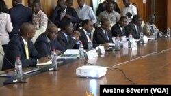 Les huissiers d'Afrique et d'Europe réunis à Brazzaville