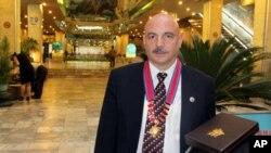 북한서 첫 박사학위 받은 미국인 조지 바이탈리 씨