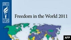 Bản báo cáo thường niên của tổ chức Freedom House