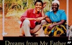 """""""Dreams from my Father"""", livro biográfico do Presidente Obama, publicado antes da sua eleição para a Casa Branca."""