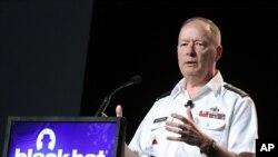 General Kit Aleksander, šef Nacionalne obaveštajne agencije
