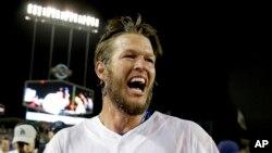 Clayton Kershaw, de los Dodgers fue el Cy Young de la temporada 2014.