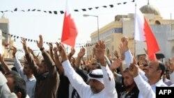 Antivladine demonstracije tokom današnje sahrane žrtava jučerašnje policijske akcije u glavnom gradu Bahreina, Manami
