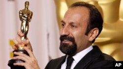 فرهادی در سال ۲۰۱۲ برنده جایزه اسکار شد