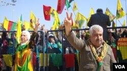 Newroza Dîyarbekirê Foto: Hatice Kamer