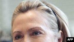 Ngoại trưởng Mỹ Hillary Clinton nói rằng Washington muốn nhà lãnh đạo Libya 'rời chức và chấm dứt chế độ'