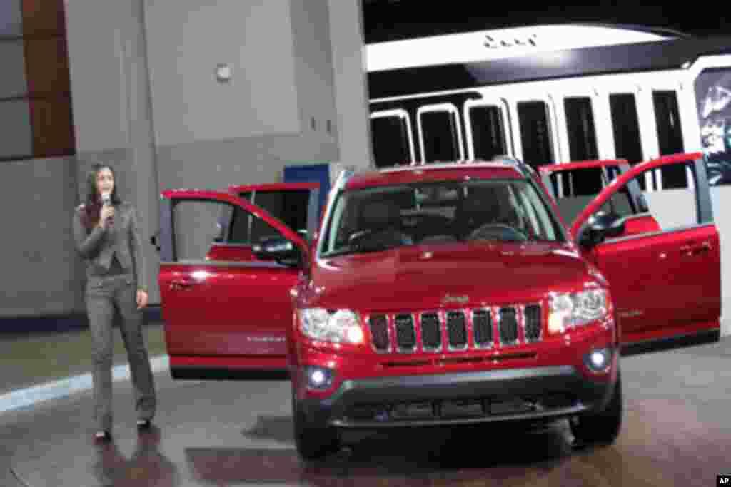 最新款Jeep Grand Cherokee