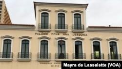 Tribunal Provincial de Luanda, Palácio Dona Ana Joaquina