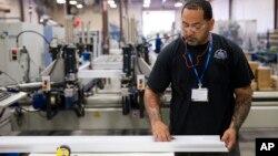 La actividad manufacturera en el estado de Nueva York ha registado una contracción por cuarto mes consecutivo.