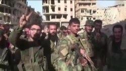 Syria Iraq IS