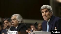 Le secrétaire d'Etat John Kerry
