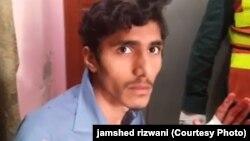 قتل کا مبینہ ملزم، خطیب حسین