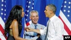 Presidenti Obama festoi dje 50 vjetorin e ditëlindjes në Shtëpinë e Bardhë