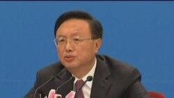 中国警告美国尊重中国核心利益